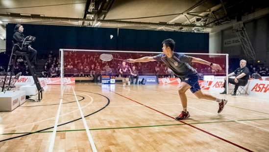 BUCS Badminton: Individual Championships