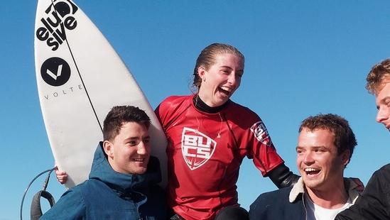 Surfing Championships 2021-22