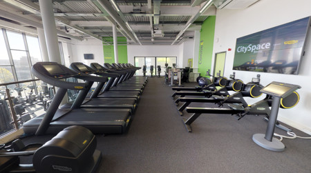 University of Sunderland creates a personalised student experience, powered by Technogym