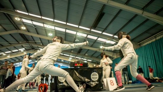 BUCS Fencing: North East and Yorkshire