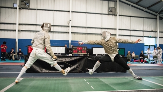 BUCS Fencing: Individual Championships