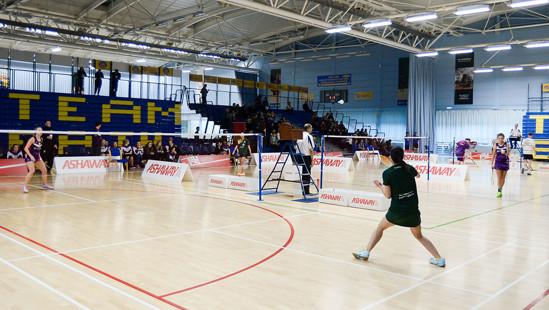 World University Badminton Championships
