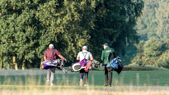 Golf Tour: Sherwood 2020-21