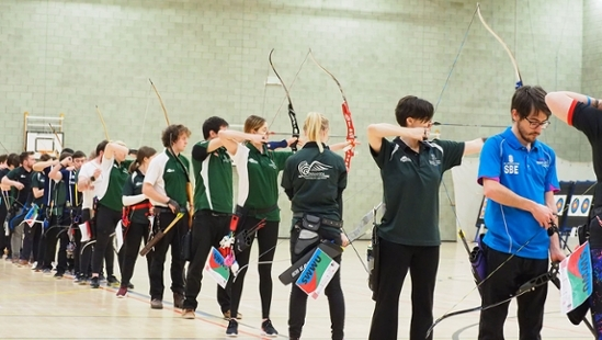 BUCS Archery: Indoor Regional Qualifiers