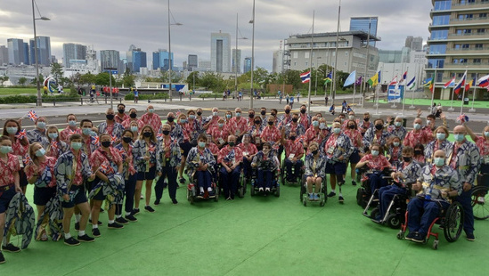 BUCS Takes on Tokyo - Paralympics Round-up