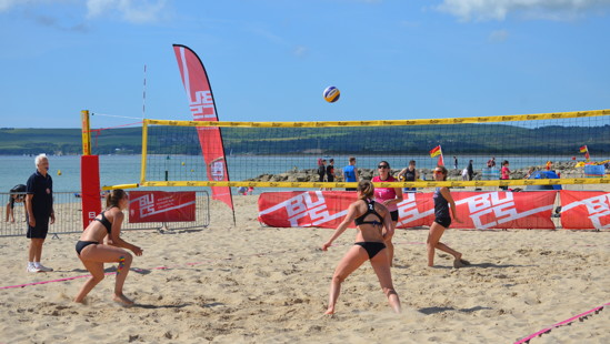 BUCS Volleyball: Beach Volleyball Championships