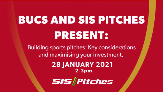 BUCS and SIS Pitches Presents: