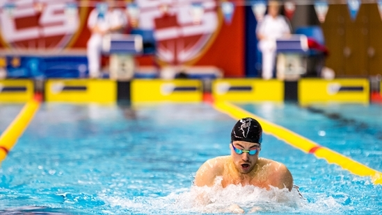 Speedo and BUCS Swimming: Short Course Championships