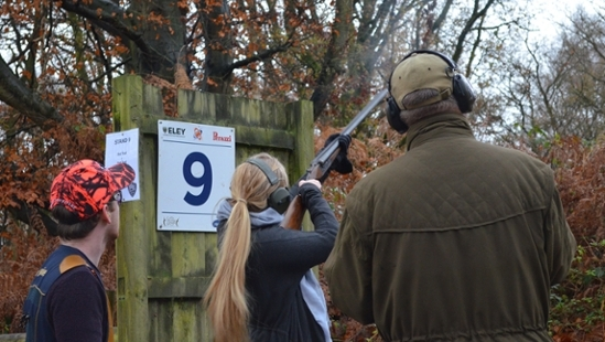 Clay Pigeon Shooting Championships 2020-21