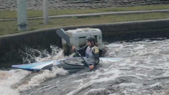 BUCS Canoeing: Slalom