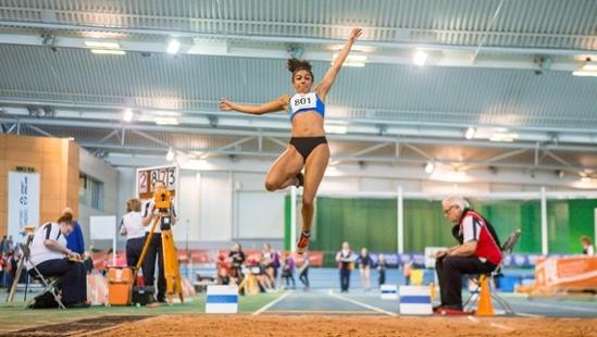 BUCS Athletics: Indoor Championships