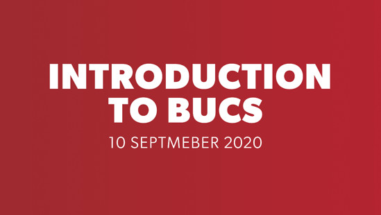 Introduction to BUCS