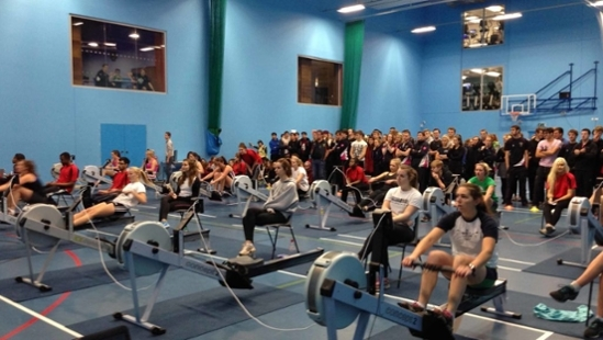 BUCS Rowing: University Indoor Series