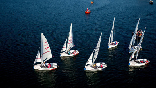 Sailing: Fleet Racing Championships 2020-21