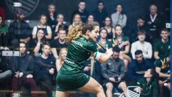 Squash Individual Championships 2020-21