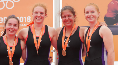 GB Universities Team Announced for 2019 EUSA Rowing Championships