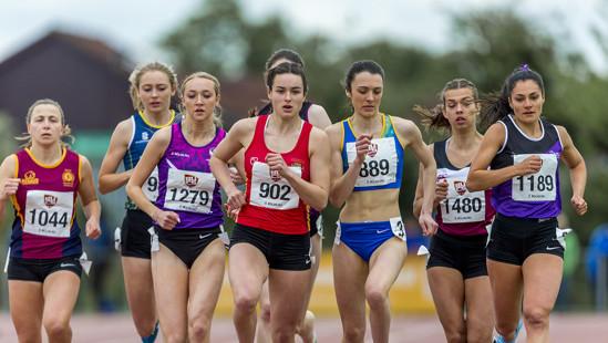 BUCS Athletics: 10,000m Championships