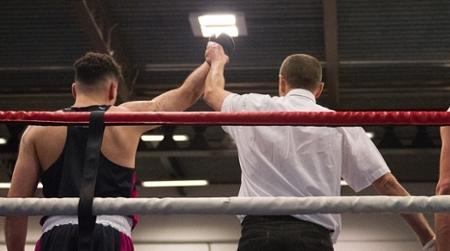 Wolverhampton champions BUCS Boxing.