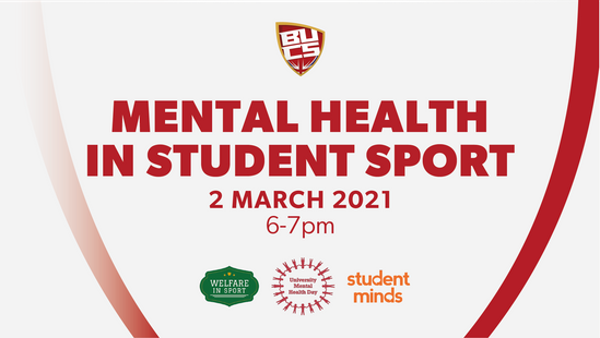 Mental Health in Student Sport