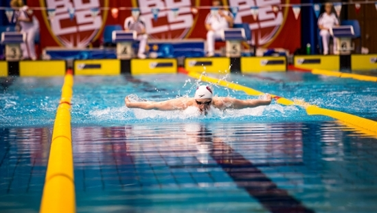 BUCS joined by three partners for Speedo and BUCS Short Course Swimming Championships