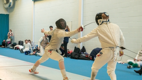 BUCS Fencing: London & South East