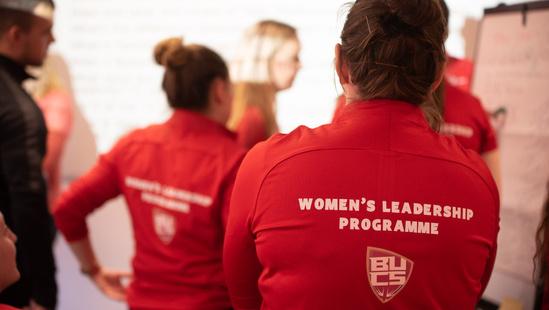 BUCS shortlisted for three FISU Gender Equality Awards