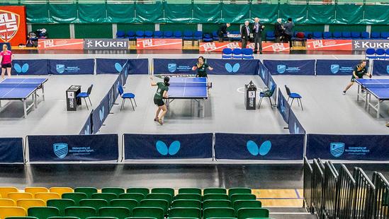 Table Tennis: Individual Championships 2021