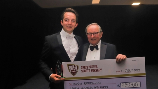 Chris Potter Bursary for students taking applications