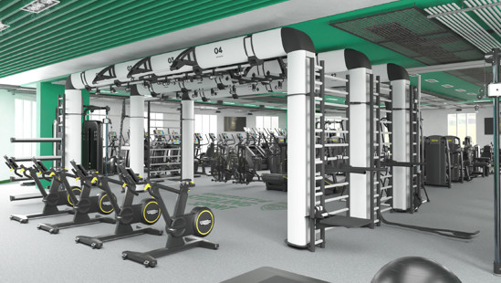 University of Stirling unveils new world-class fitness facility powered by Technogym