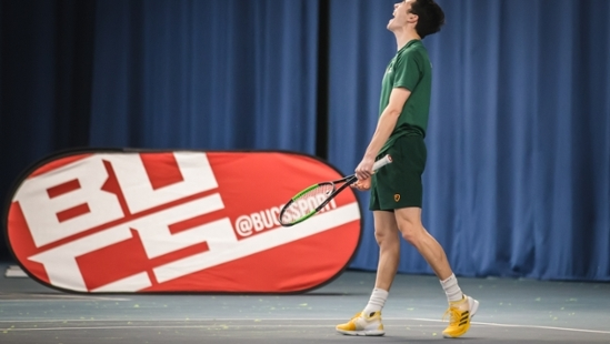 BUCS Tennis: Singles Qualifiers
