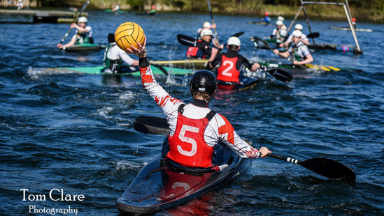 BUCS Canoeing: Polo Championships