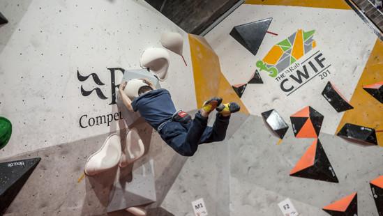 Climbing Championships 2020-21 (Postponed)