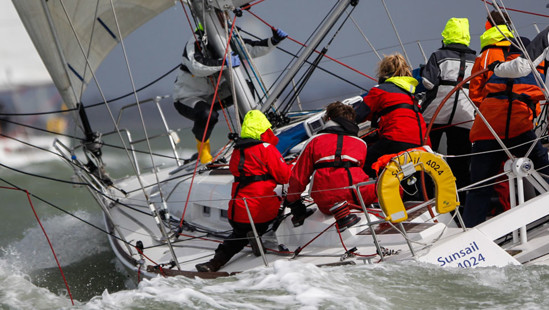 BUCS Sailing Team Racing: Playoffs