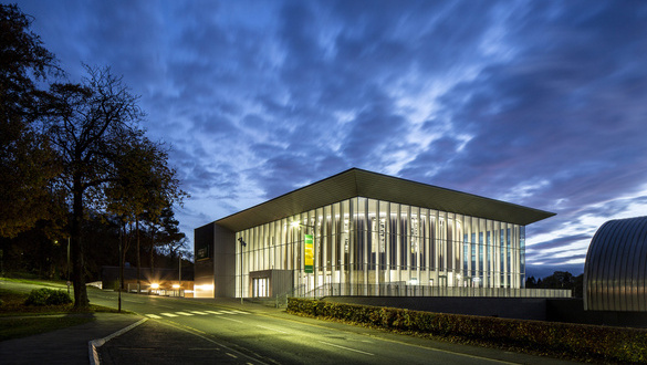 University of Stirling Transforms Fitness Offering with World-Class Facilities