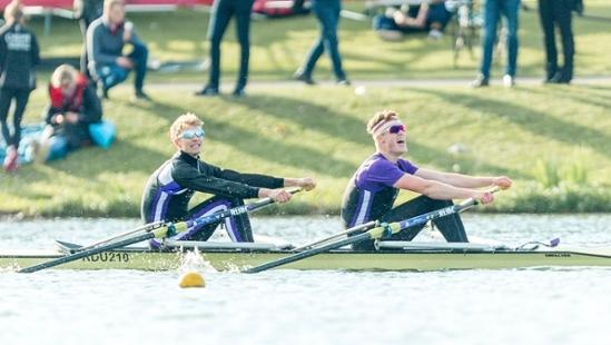 BUCS Rowing: Small Boats Head