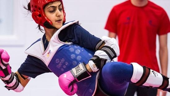 BUCS Taekwondo: Autumn Championships