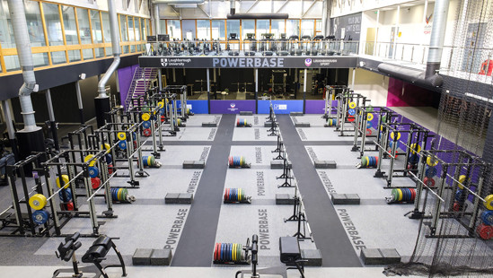 Loughborough University Sets the Standard for Elite Level Training Facilities