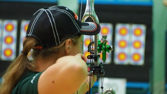 Archery: Indoor Championships Qualifier - South 2020-21
