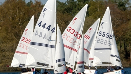 BUCS Sailing: Team Racing Qualifiers