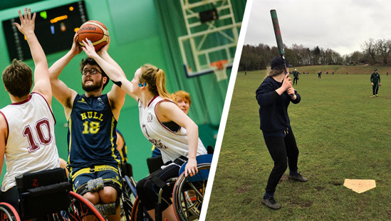 New year and three new sports for students to play